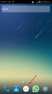 Correo empresarial en Android