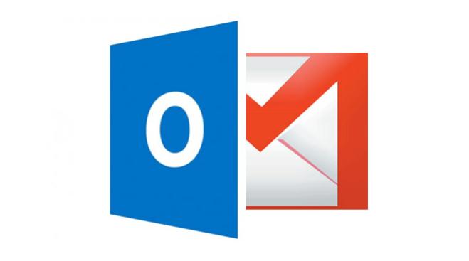 Capturas de pantalla paquetes de correo corporativo Genuino Cloud