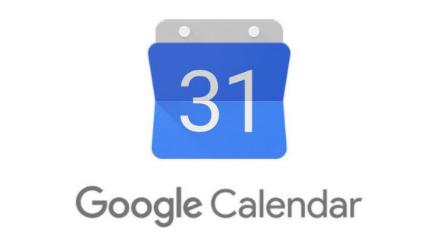 Aplicación de calendario de Google