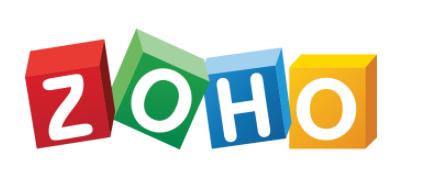 Empresa Zoho para correos empresariales