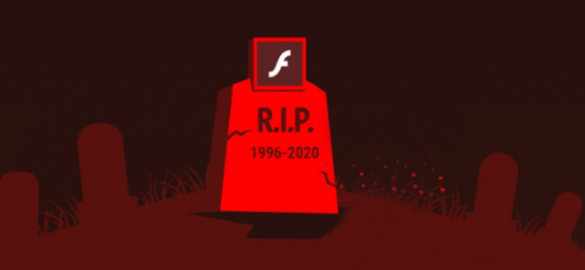 Muerte de adobe flash player